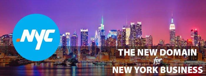 dot nyc domain names
